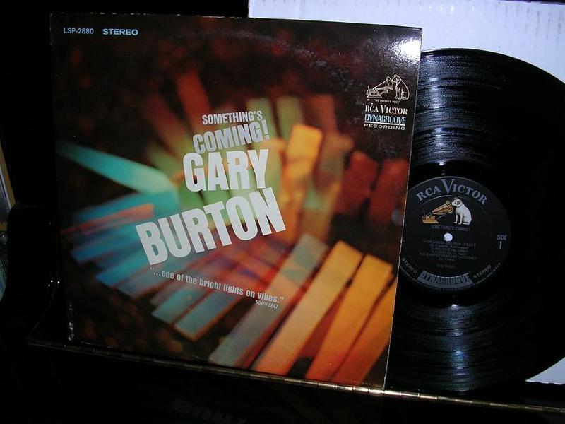Burtoncoming